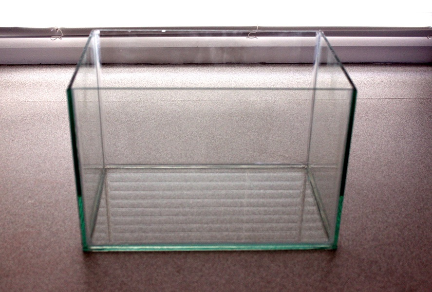 Hærdet glas til akvarie